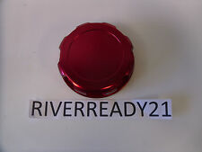 Kawasaki 550 650 750 800 sx x2 sxr Jet-Ski Billet Gas Fuel Cap RED NEW In Stock