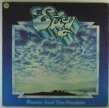 "12"" LP - Eloy - Power And The Passion - A2922h - washed & cleaned"