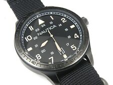 Gents Nautica A11107G Military Divers Watch - 100m
