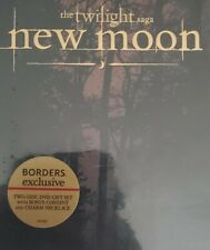 The Twilight Saga: New Moon Two-Disc DVD Gift Set with Charm Necklace and Bonus