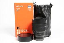 Sony FE 12-24mm f4 G Lens 12-24/4 E Mount SEL1224G #495