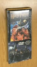 HARRY POTTER and the Sorcerer's Stone DVD New SEALED Longbox FREE SHIPPING