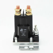 1pc - 4 Pin Over 500A AMP 12v Relay On/Off car auto power switch