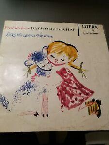 """Fred Rodrian – Das Wolkenschaf LP 10"""" 1964 DDR LITERA 760031"""
