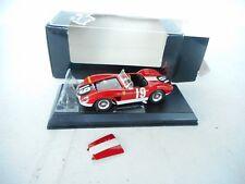 Art Model 1/43 Scale Ferrari no:19 DER NURNBERGRING Near  M BOX