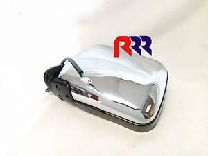 FOR TOYOTA 4 RUNNER 91-97 DOOR MIRROR,ELECTRIC,CHROME - PASSENGER SIDE