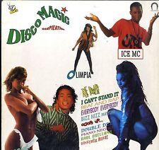 AA.VV. (Ice MC Black Box Vogue Double Dee 900..) DISCO MAGIC Compilation LP Used