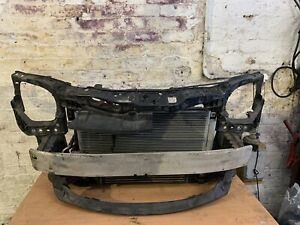 VAUXHALL CORSA D 1.3CDTI Z13DTJ COMPLETE FRONT SLAM PANEL AND RADIATOR PACK 2009