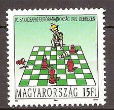 Hongarije - 1992 - Mi. 4216 (Schaken - Meeloper) - Postfris - CF214