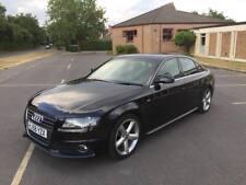 Audi A4 1.8t tfsi s line black 58 2009 new shape  bmw mercedes new mot