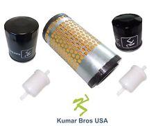 New Kubota Filter KIT AIR/FUEL/OIL/HST F2260 F2560