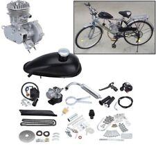 80cc 2-Stroke Cycle Gas Motorized Bicycle Kit Bike Motor Petrol Engine 45km/h