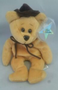 Classic COLLECTICRITTERS Plush TEDDY BEAR