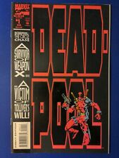 DEADPOOL #1  The Circle Chase