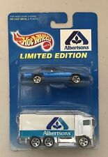 "HOT WHEELS LIMITED EDITION 2 PACK ""ALBERTSONS""  k"