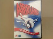 AIRPLANE DVD - SPECIAL COLLECTOR'S EDITION - BRAND NEW AND SEALED