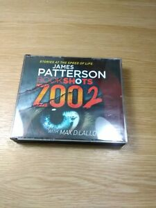 Zoo 2: BookShots (Zoo Series) by JamesPatterson, DVD  audio Book  Free shipping
