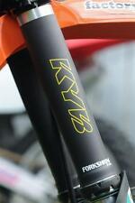 fourche Rétractable fourche protection 125 vers le haut KYB