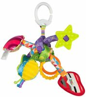 Lamaze TUG N PLAY KNOT Baby Developmental Toy BN