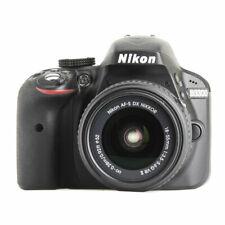 Nikon D3300 24.2 MP Digital SLR Camera with 18-55mm AF-S f/3.5-5.6G VR II Lens