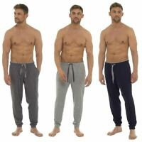 Mens Tom Franks Cotton Lounge Pants Long Pyjama Bottoms