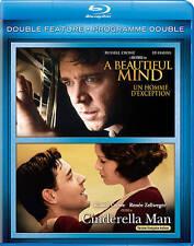 A Beautiful Mind  Cinderella Man Double Blu-ray