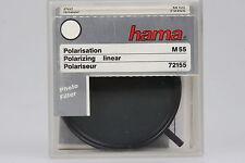Hama Polfilter Linear Ø55mm in OVP #72155
