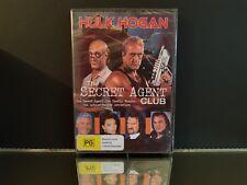 Hulk Hogan The Secret Agent Club - DVD Video NEW/Sealed
