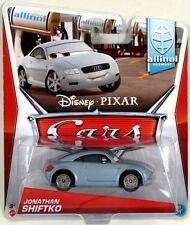 Disney Pixar Cars 2014 JONATHAN SHIFTKO Allinol Blowout 9/9 Diecast 1:55 Scale