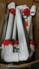 6 pcs Lasco G1Pa-218, 1 x 1-1/4 x 18 Pvc Swing Joint (Tap'T Saddle x Skbawa-s032