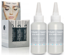 Hive Of Beauty Eyelash & Eyebrow Tint Blue / Black 20ml x 12 & 2 Free Peroxide