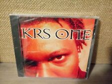 KRS-ONE - Self-Titled (1995) - CD - **BRAND NEW/STILL SEALED**