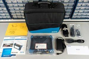 NEW! Exfo FTB-1 Pro NetBlazer 10G With 880v2 Module And Accessories