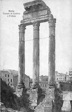 ROMA - tempio di castore e polluce