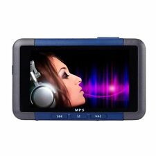 Lary intel 8GB Slim MP3 MP4 MP5 Music Player With LCD Screen FM Radio Video