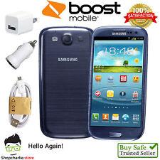 Samsung Galaxy S3 (SPH-L710T) Boost Mobile - Smartphone 4G LTE 16GB - Fast Ship!