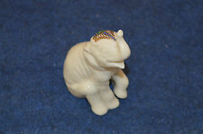 Lovely Lenox China Jewels Collection 'Elephant' Sitting Made In USA USC RD5256