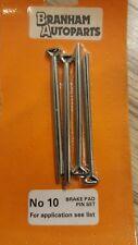 CLASSIC BRAKE PAD PINS X 4     MOST LOCKHEED APPLICATIONS