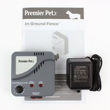 New listing Premier Pet by PetSafe Dog Fence In-Ground Containment Transmitter Rfa-582