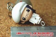 Movic D Gray Man Charamate Mascot Key chain Figure Komui Lee