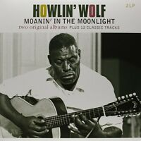 Howlin' Wolf - Howlin Wolf / Moanin in the Moonlight [New Vinyl] Holland - Impor