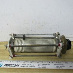 COIL Roller Inductor  variable pitch with Knob HAM RADIO