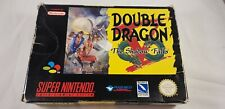 * Super Nintendo * Double Dragon V The Shadow Falls * PAL EUR * SNES *