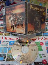CD Audio:Running Wild - Under Jolly Roge (Rock / 1987 Noise / First Press)