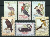 Australia Birds on Stamps 2020 MNH Bird Emblems Eagles Swans Kingfishers 6v Set