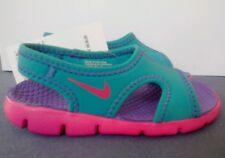 Nike Sunray 9 Baby Badeschuhe Gr.27 türkis/lila Sandalen Babyschuhe Kinderschuhe