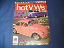 DUNE BUGGIES AND HOT VWs MAGAZINE JUNE/1993..Dune Buggy Volkswagen /J8