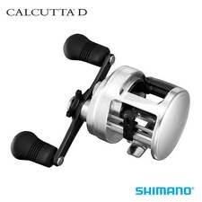 Shimano Calcutta D Round Baitcasting Reel CT400D 5.1:1 RH