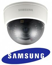Samsung SCD-2080R High Resolution Colour Varifocal Internal CCTV IR Dome Camera