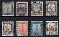 P136186/ ITALIAN LYBIA / LOT 1921 – 1929 MINT MNH CV 515 $